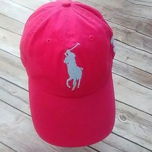 Polo By Ralph Lauren Hat (Big Horse)🐎